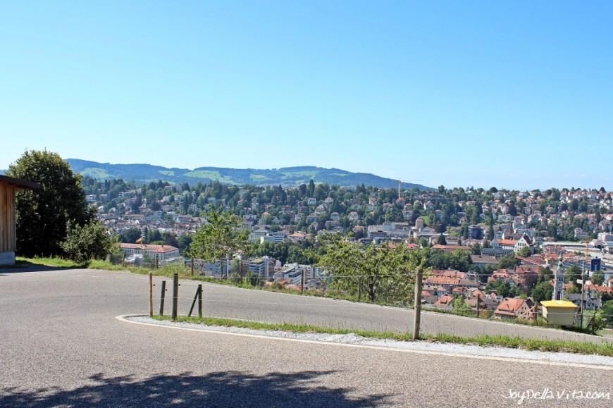 Places with a View StGallen Dreilinden