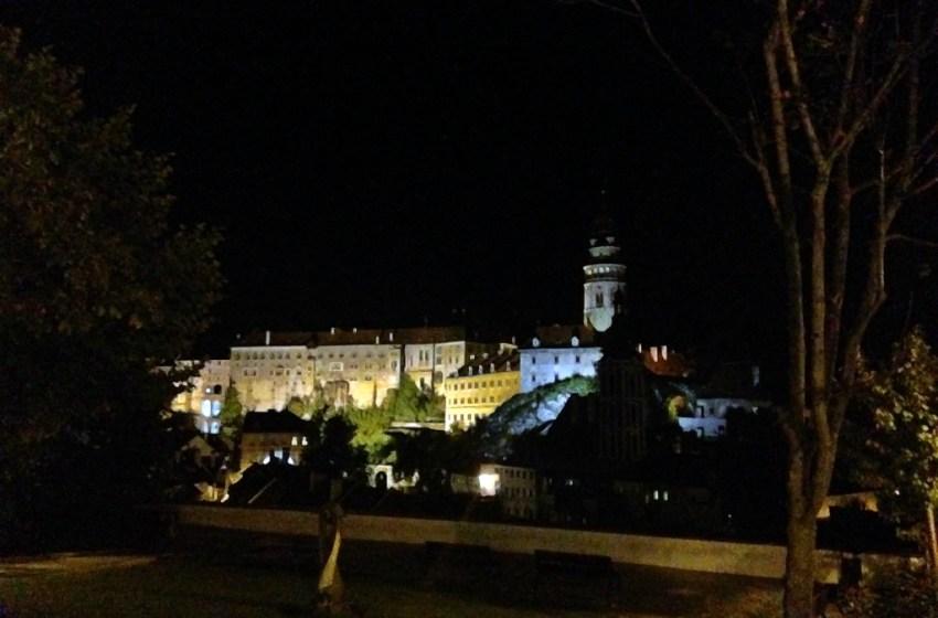Travel Diary: 15 minutes in Český Krumlov