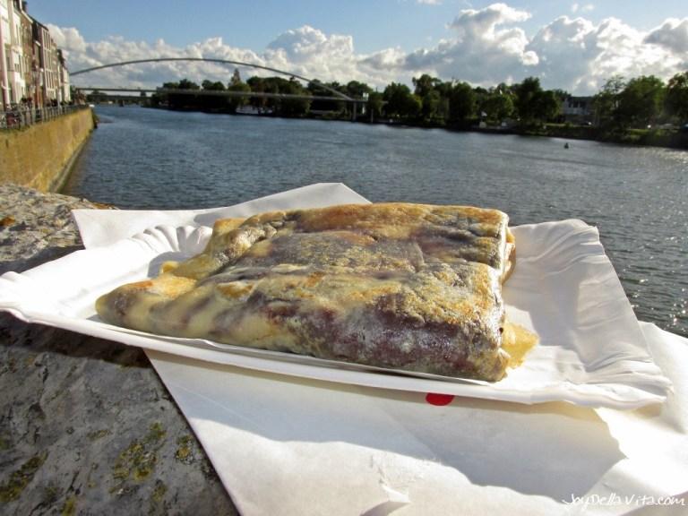 Pancakes at Blinibar Maastricht