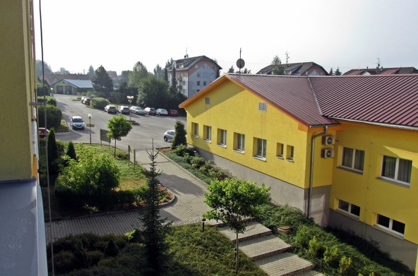 Wellness Hotel Frymburk in South Bohemia