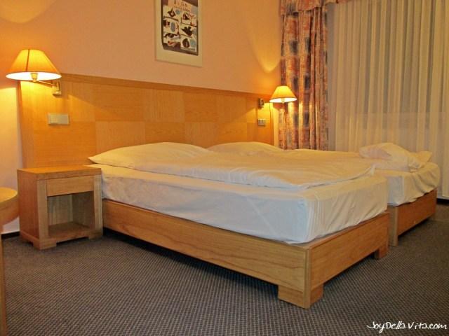 Wellness Hotel Frymburk in South Bohemia