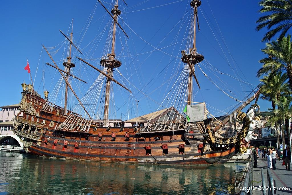 Porto Antico Genoa