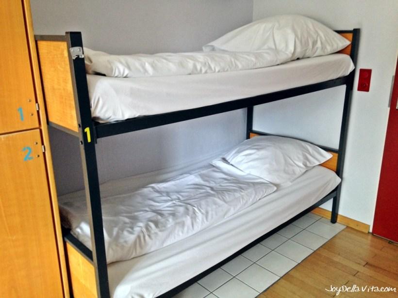 """Hostel """"Haus der Jugend"""" at Deutschernufer in Frankfurt"""