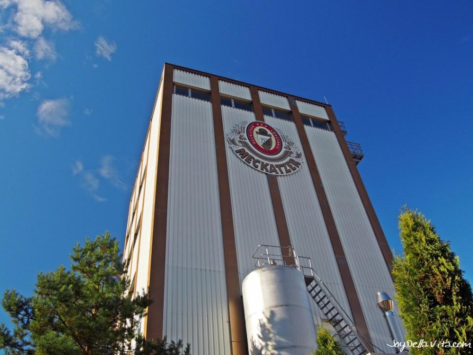 Brewery Meckatzer in Meckatz Heimenkirch JoyDellaVita