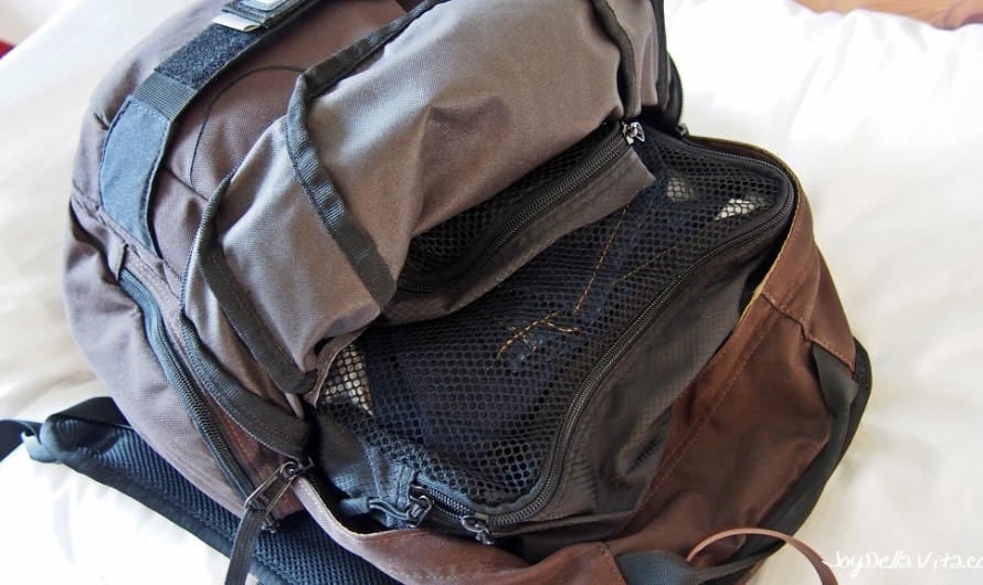 Travel Tip: Packing Cubes to organize your packing (for a backpack or suitcase)