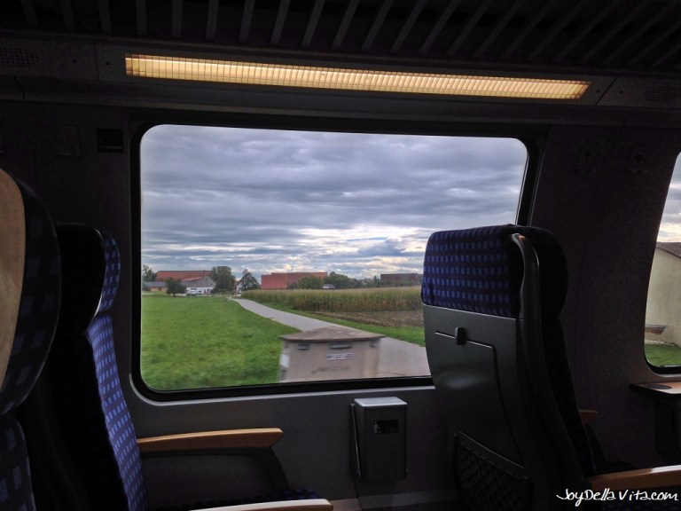 Cheap Train Travel in Bavaria (Allgäu)