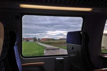 Train Travel Bavaria Allgaeu