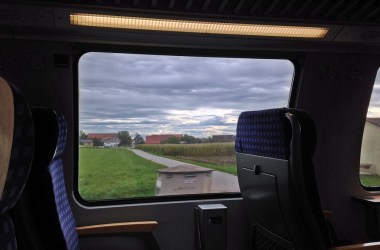 Train Travel Bavaria Allgaeu
