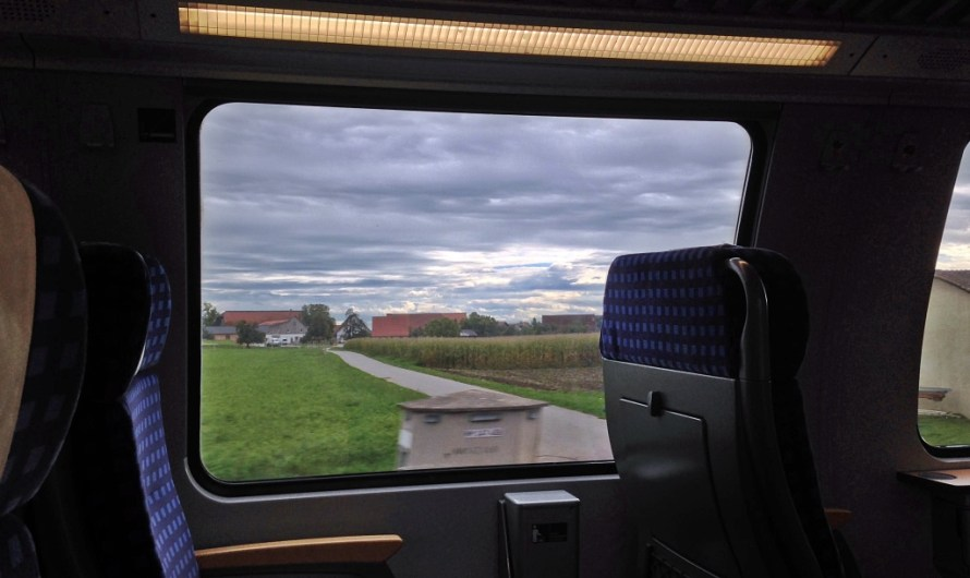 Cheap Train Travel in Bavaria (Allgäu)