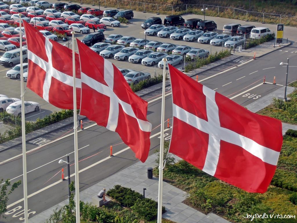 Danish Flags