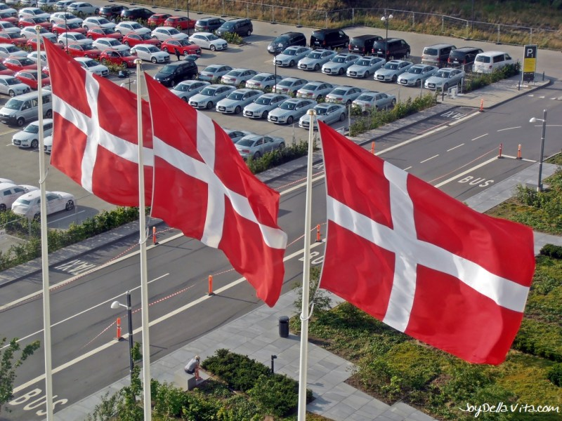 Danish Flags