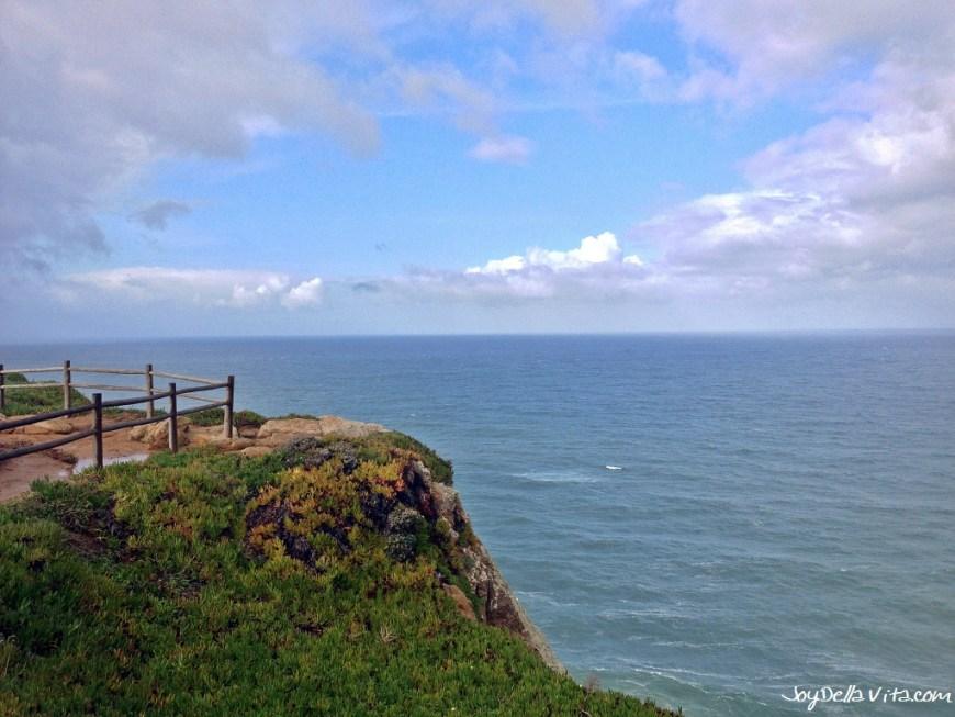 wind Cabo da Roca Lisbon