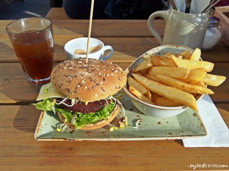 """Hans im Glück """"Wurzelsepp"""" Burger"""
