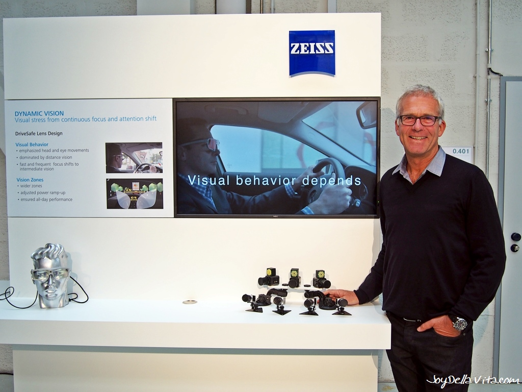 Christian Danner wears ZEISS Drive Safe