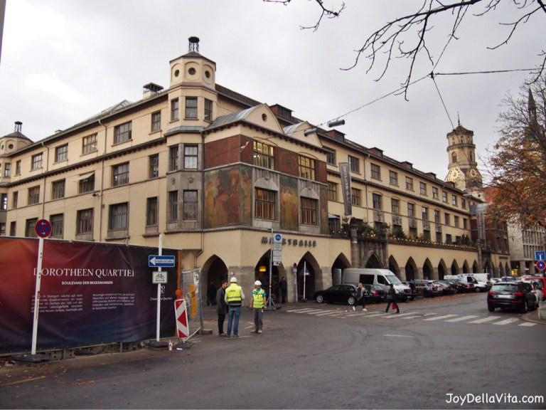 A visit to Markthalle Stuttgart