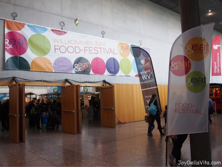 Food Festival eat&Style Stuttgart 2015
