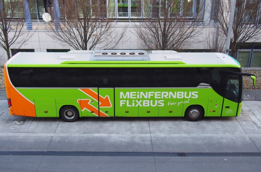 Traveling to Munich with MeinFernbus / FlixBus
