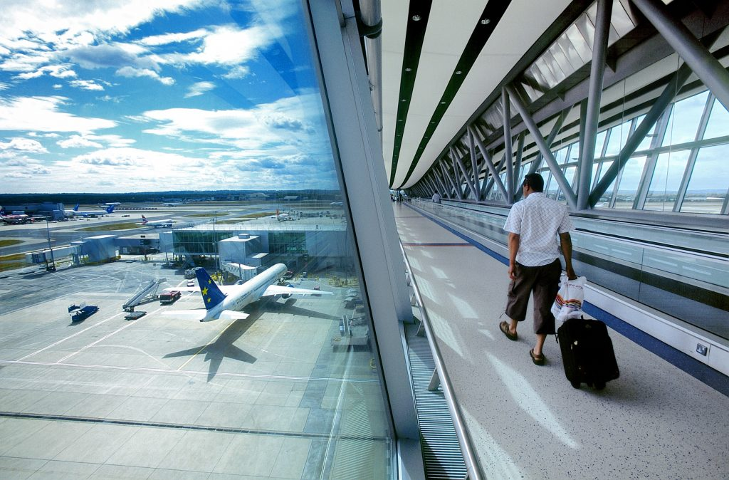 Airports Continue to Grow as More People Start Flying | Ad