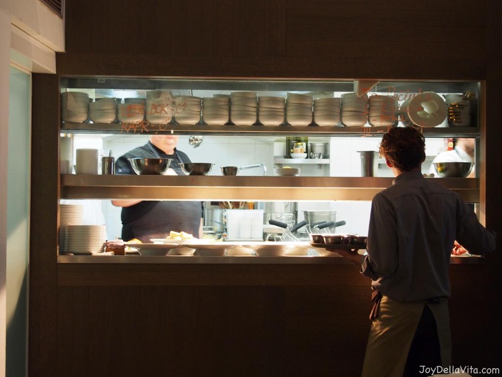 Kitchen Restaurace Mincovna Prague