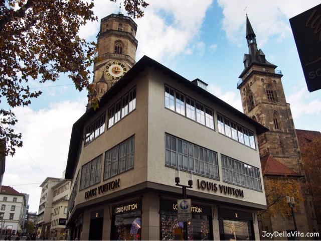 Louis Vuitton in Stuttgart