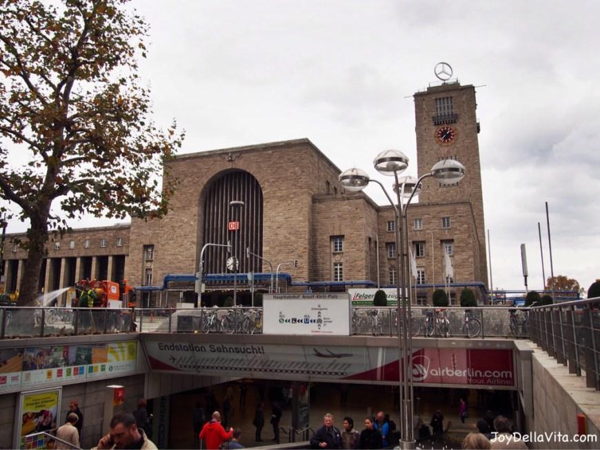 Stuttgart Main Train Station