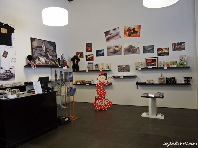 Automobile Museum Museo Automovilistico de Málaga in Malaga_JoyDellaVita