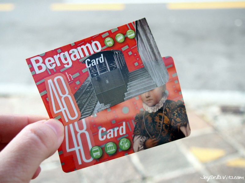 Exploring Bergamo with the Bergamo Card