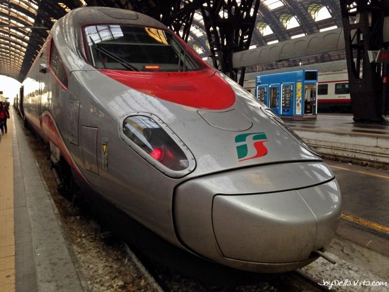 Frecciargento ETR 610 Train