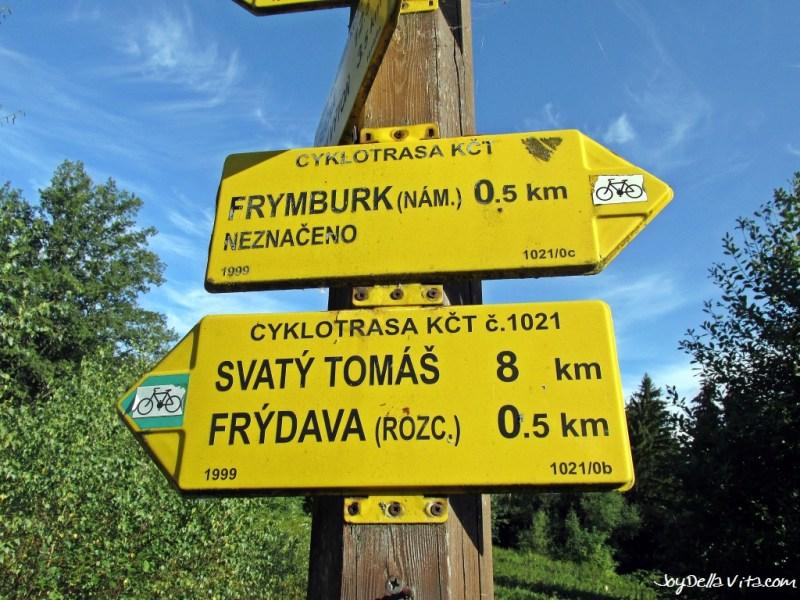 Lipno Dam Bike Tour Sumava Bohemian Forest JoyDellaVita Travelblog