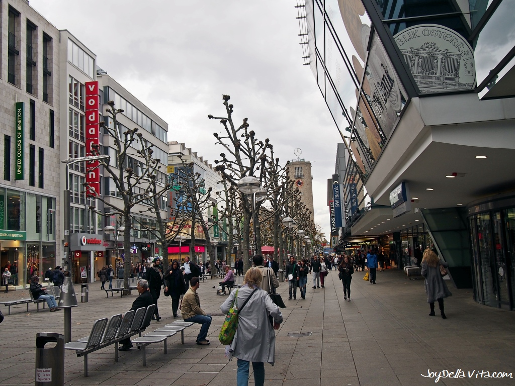 Where to go Shopping in Stuttgart Joy della Vita Travelblog