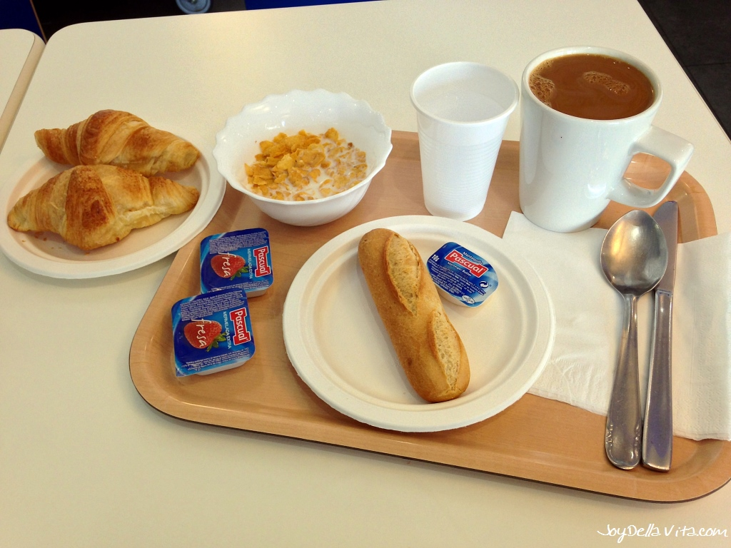 Frühstück für 4,50 € im ibis budget