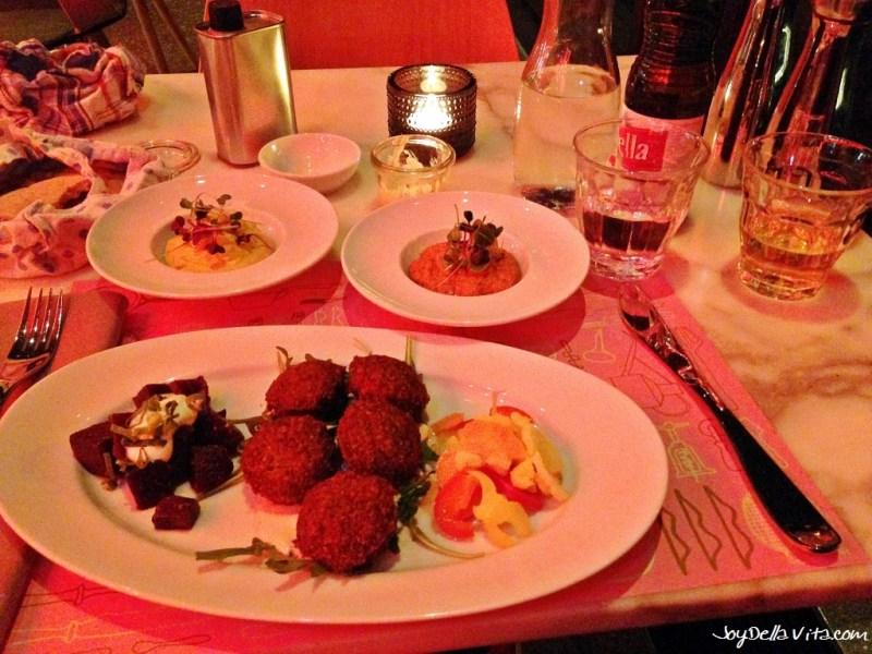 NENI in Zurich inside 25 hours Hotel Zurich West