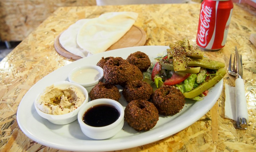 ROKKA – best Falafel in Antalya, Turkey