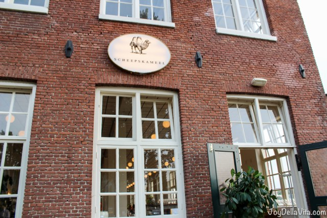 Scheepskameel Amsterdam JoyDellaVita