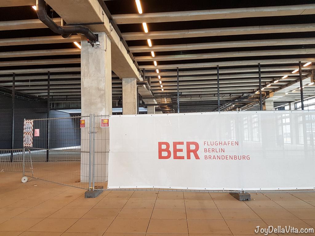 Sightseeing Berlin BER Airport JoyDellaVita