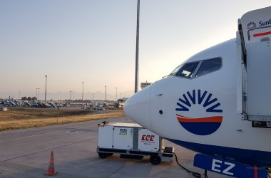 SunExpress Flight Review to Antalya at the Turkish Riviera