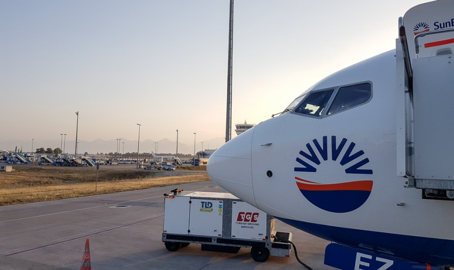 SunExpress Flight Review to Antalya / Turkish Riviera