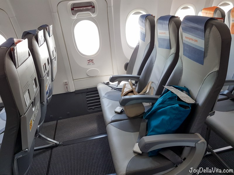 SunExpress XLeg Seats