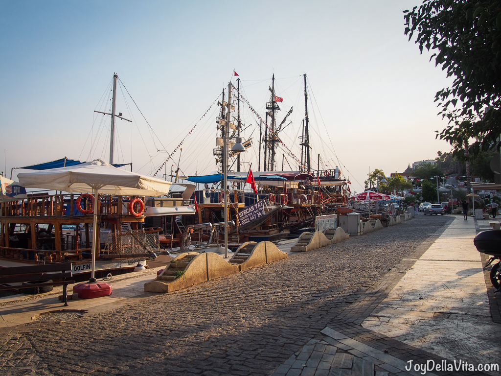Antalya Old Town and Old Harbor