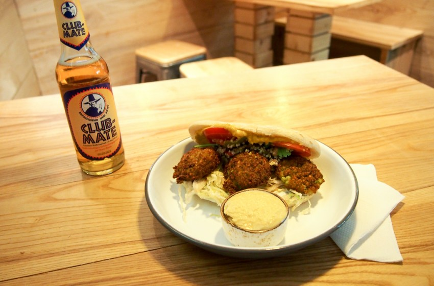 FalafelBag & Hummus by BagYard Berlin BIKINI