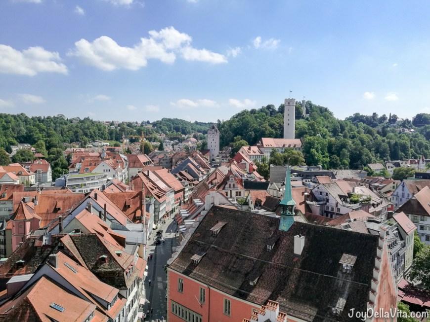 Blaserturm Ravensburg Germany JoyDellaVita