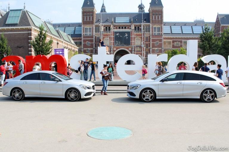 Mercedes-Benz CLA #urbanDiscovery Roadtrip Amsterdam – Berlin