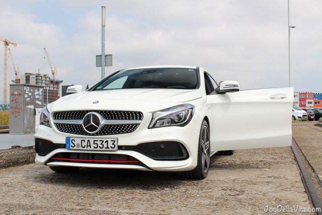 Mercedes-Benz CLA Facelift urbanDiscovery Roadtrip-Testdrive