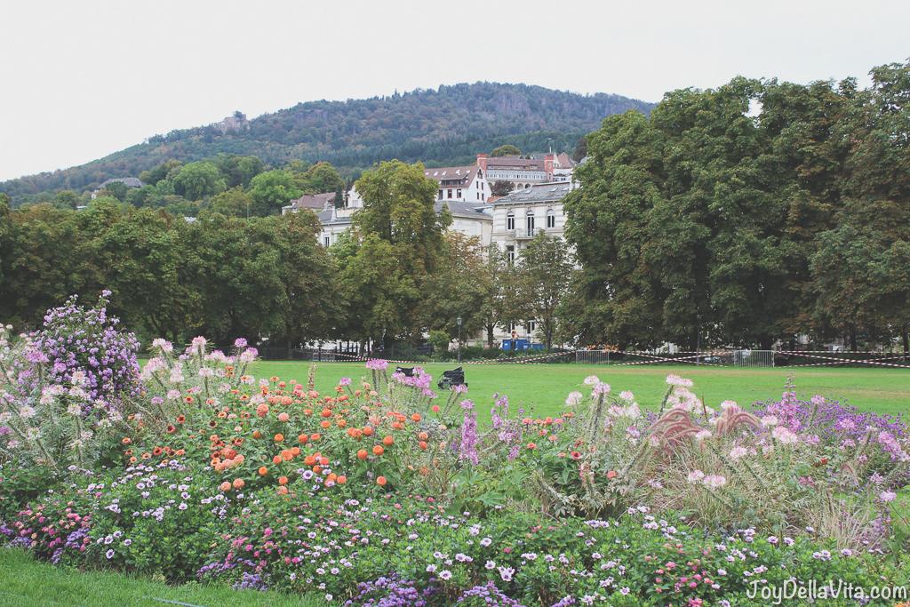 Baden-Baden Travel Diary Travelblog JoyDellaVita