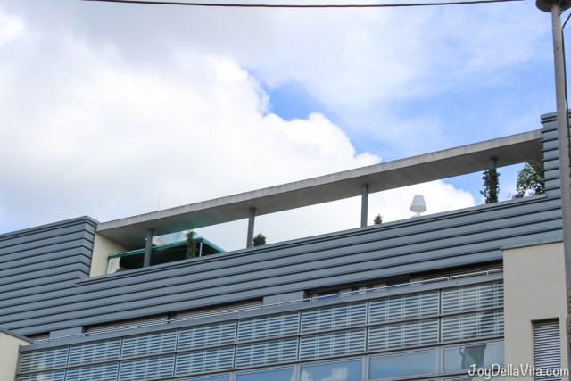 Rooftop Restaurant Schoellmanns in Offenburg JoyDellaVita