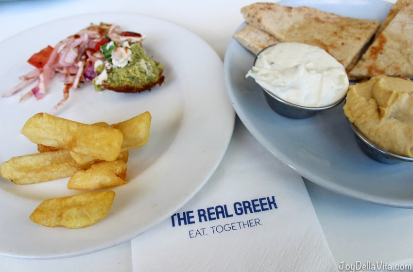 The Real Greek London Greek Restaurant Westfield Shepherds Bush