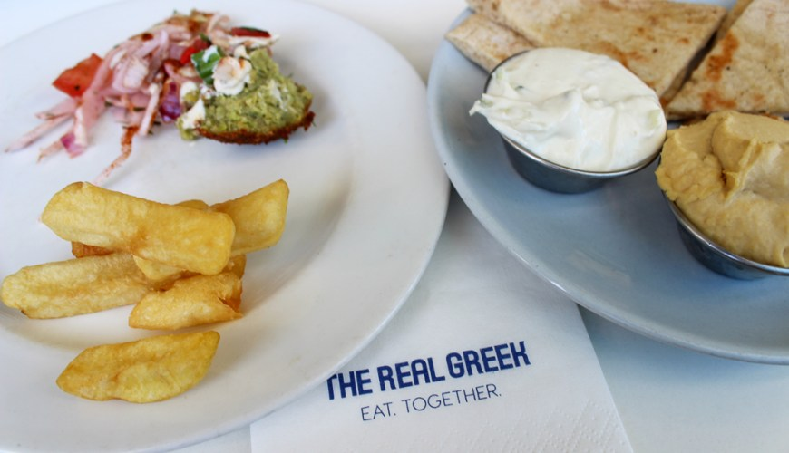 The Real Greek London Greek Restaurant Westfield Shepherds Bush