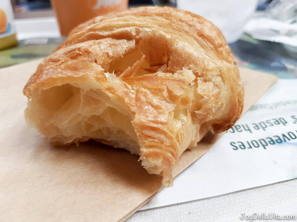 Mcdonalds Spain Croissant