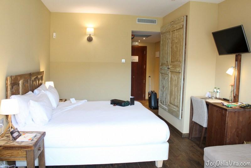 Hotel Mas Salagros Riera de Vallromanes Barcelona Travelblog JoyDellaVita