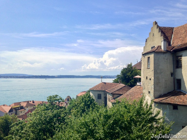 Travel Diary: Afternoon in Meersburg at Lake Constance